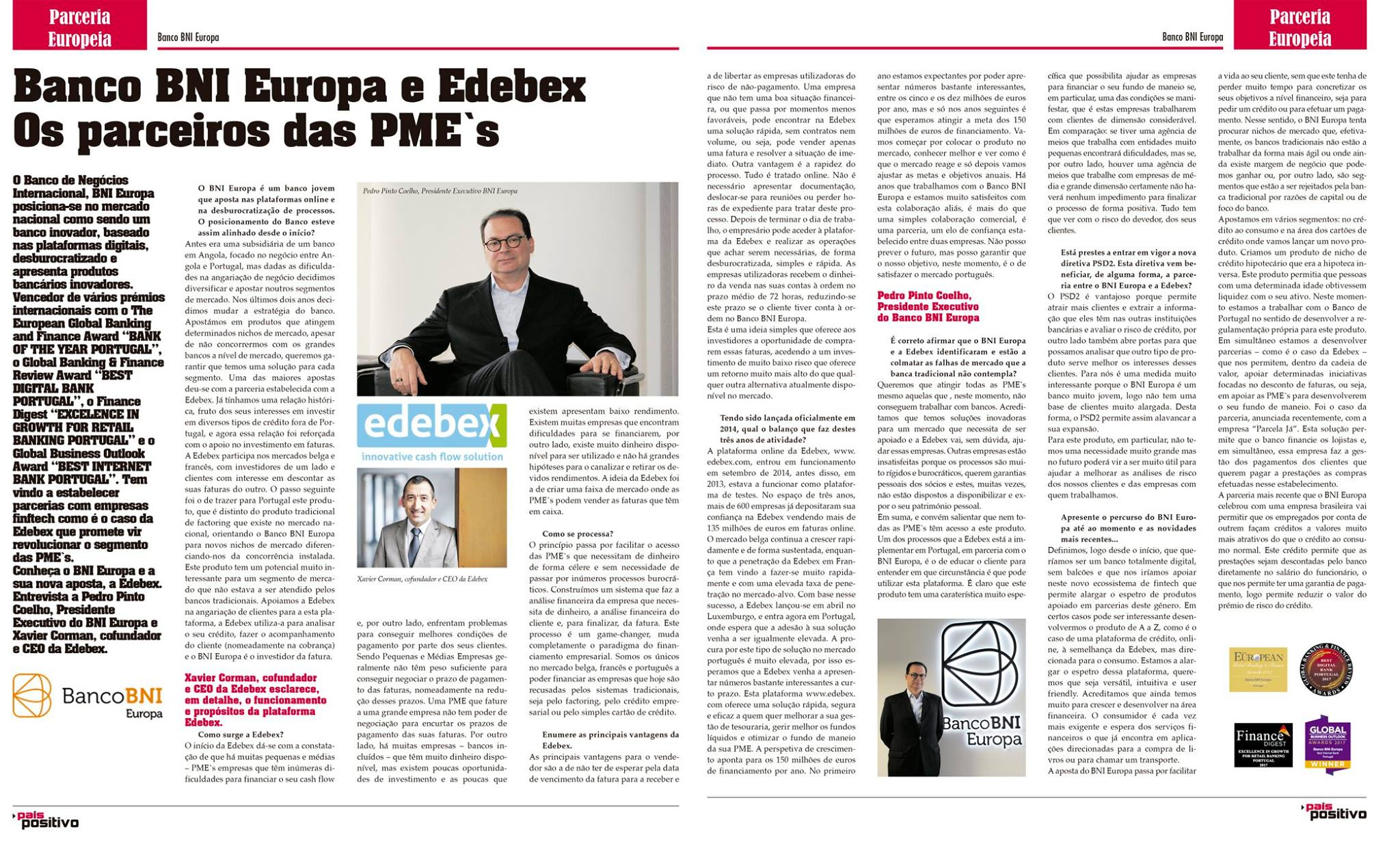 Press | BANCO BNI EUROPA